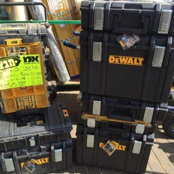 כלי עבודה משומשים למכירה - כלי עבודה יד שניה בנתניה - ארגז כלים מחיר מבצע