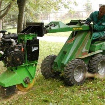 כלי גינון למכירה באזור נתניה - דגם מכרסמת עצים מקצועית FZ 500 / 27