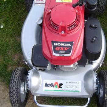 דגם מכסחת דשא בנזין מומלצת של Kaaz - LM 5360 HXA PRO