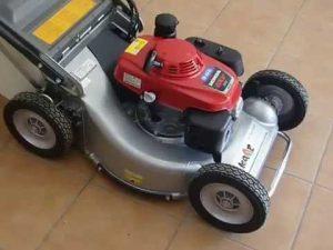 המלצות על מכסחת דשא בנזין לבית פרטי בנתניה - דגם LM 5360 HXA PRO