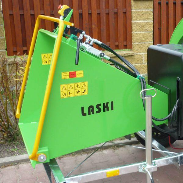 מרסקת גזם LASKI - LS 150 / 27c