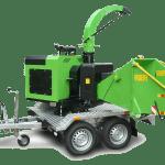 חנות כלי עבודה לגינה בנתניה - מרסקת גזם דגם LS 150 DW של חברת לאסקי