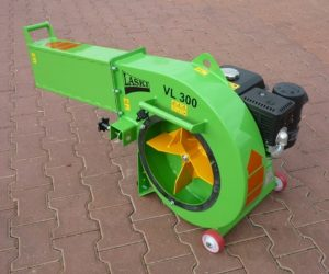 שואב עלים מקצועי - VL 300 - LASKI