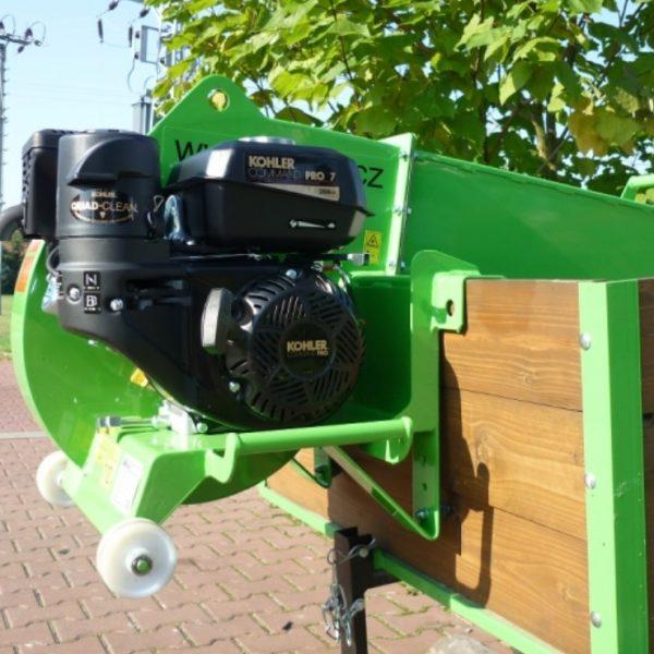 שואב עלים חזק לתעשייה - דגם VL 300